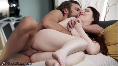 Anal charge early in the morning