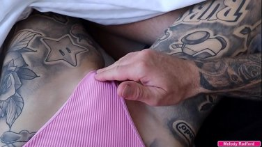 natalia starr cream dildo drilling to orgasm