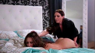 Big natural tits girl Natasha Nice in interracial porn