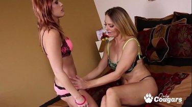 Vixenx hot russian teen creampie on the massage table