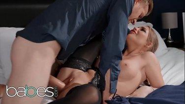 curvy chef jackie cruz rides big dick in the kitchen